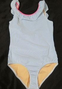 Crewcuts by j.Crew one piece girl bathing suit.